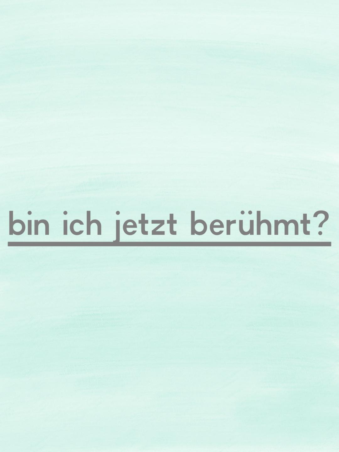 Frau Piepenkoetter Blog Instafame