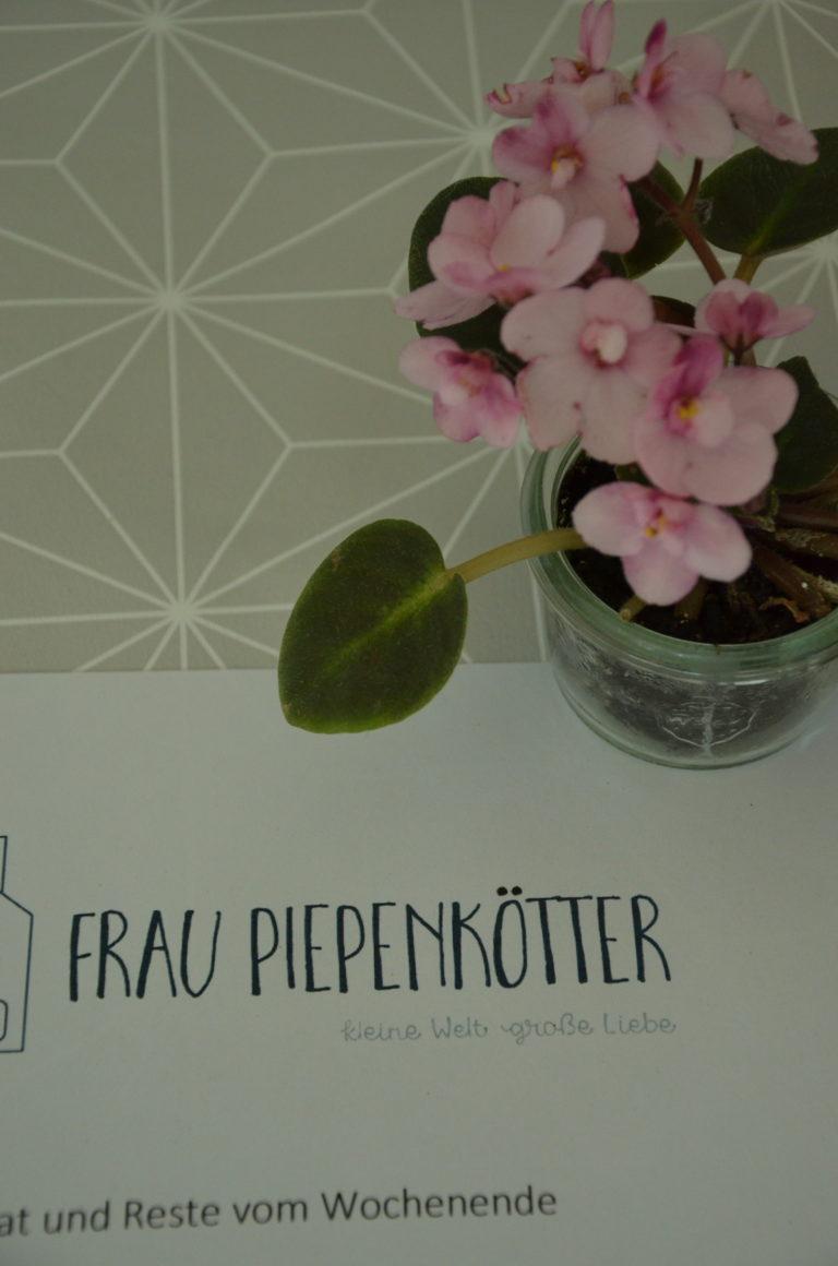 Schnelle Küche nach plan: Frau Piepenkötters Mealprep