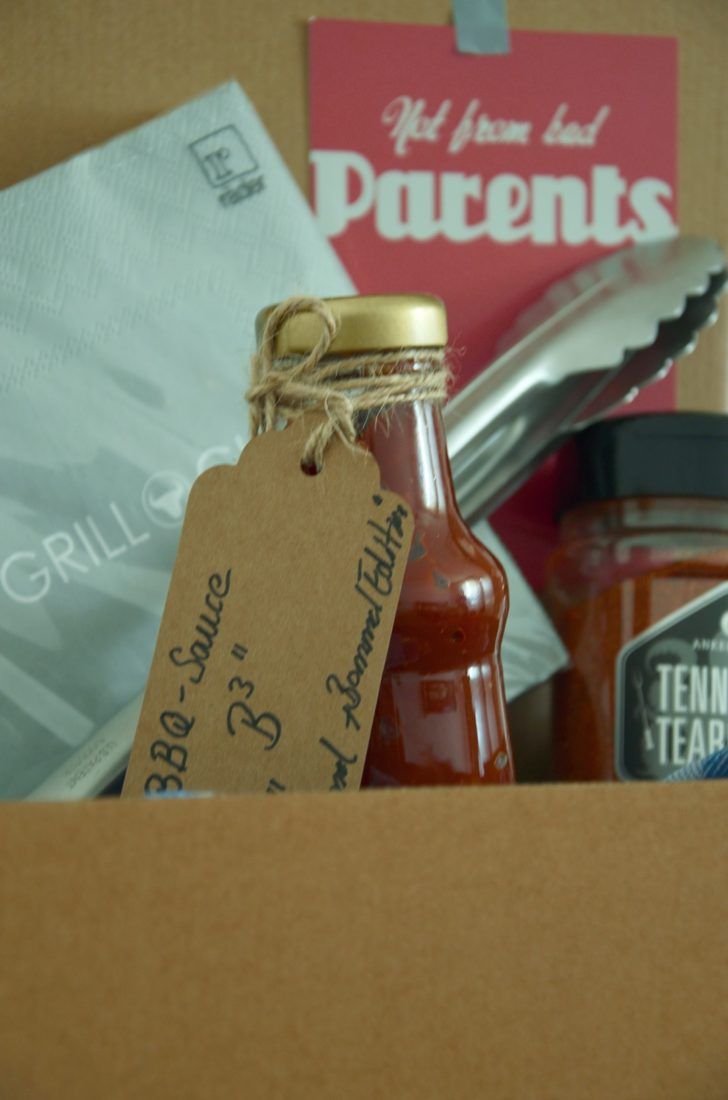 BBQ Sauce selbstgemacht Thermomix