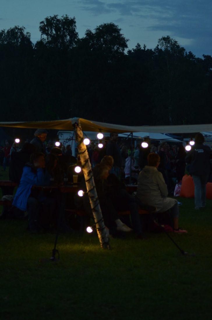 Frau Piepenkötter auf dem A Summers Tale Festival