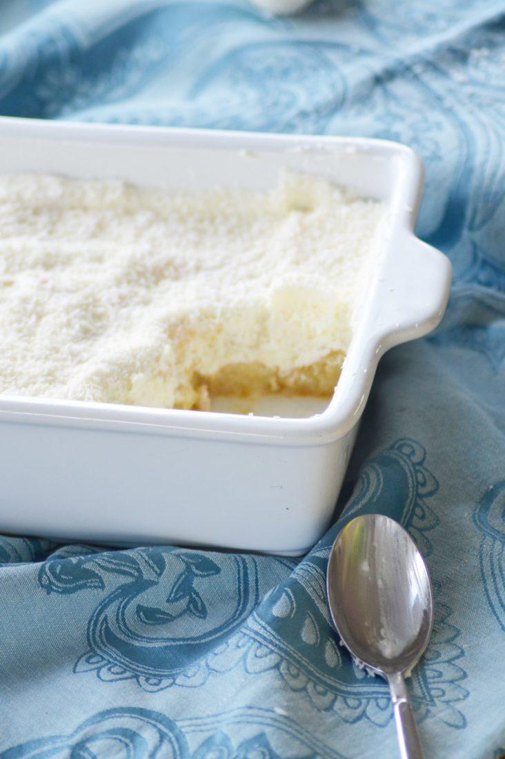 Raffaello als Dessert