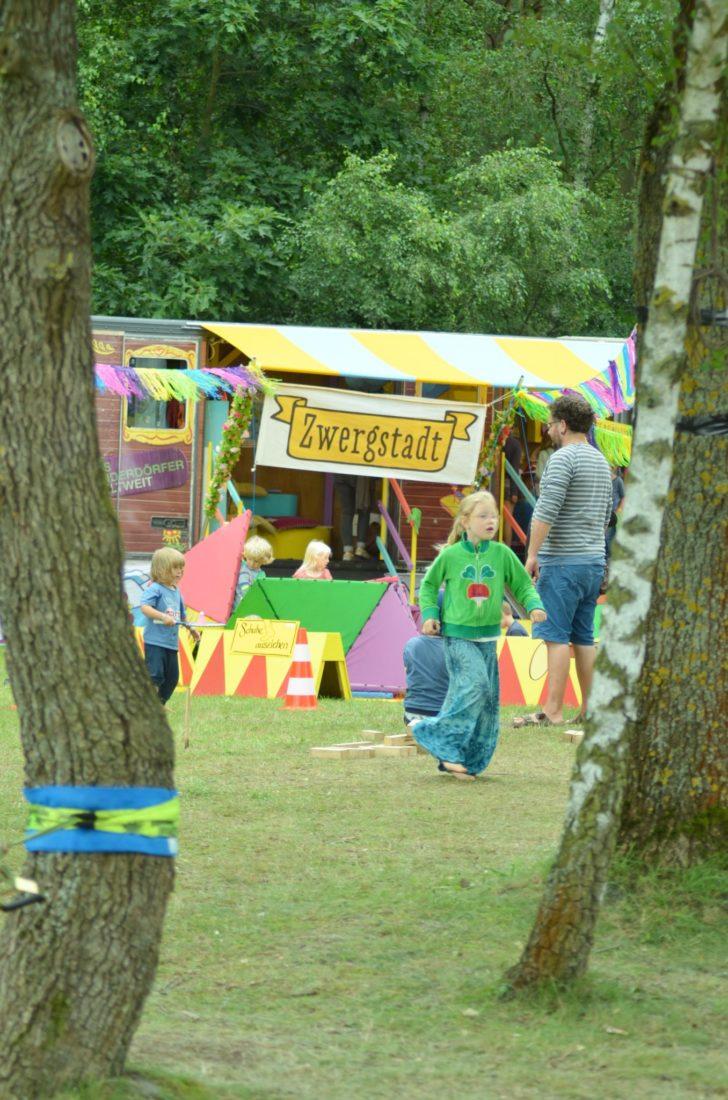 A Summers Tale- Ein Festival für Kinder und Kleinkinder