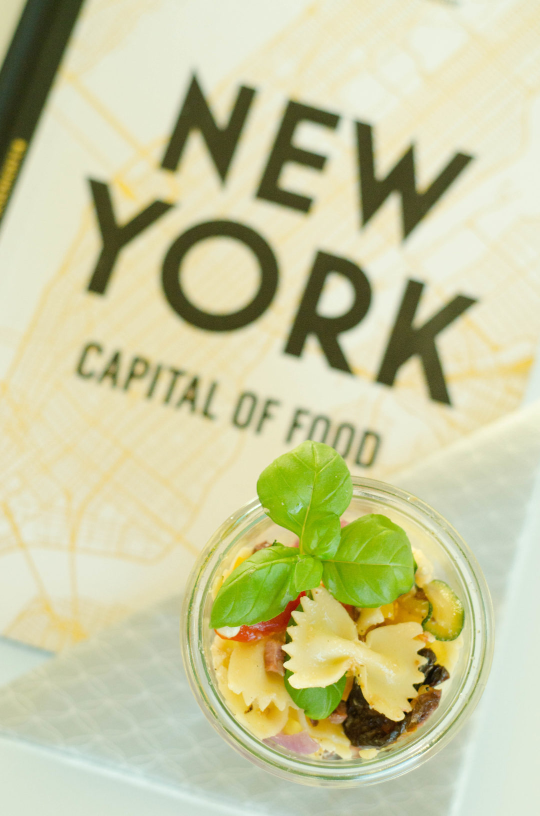 Frau Piepenkoetter I New York Capital of food