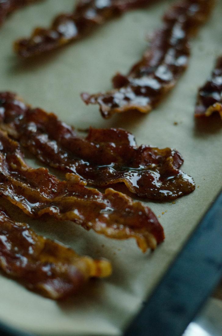 Frau Piepenkötter I Beyond Beer Glazed Bacon