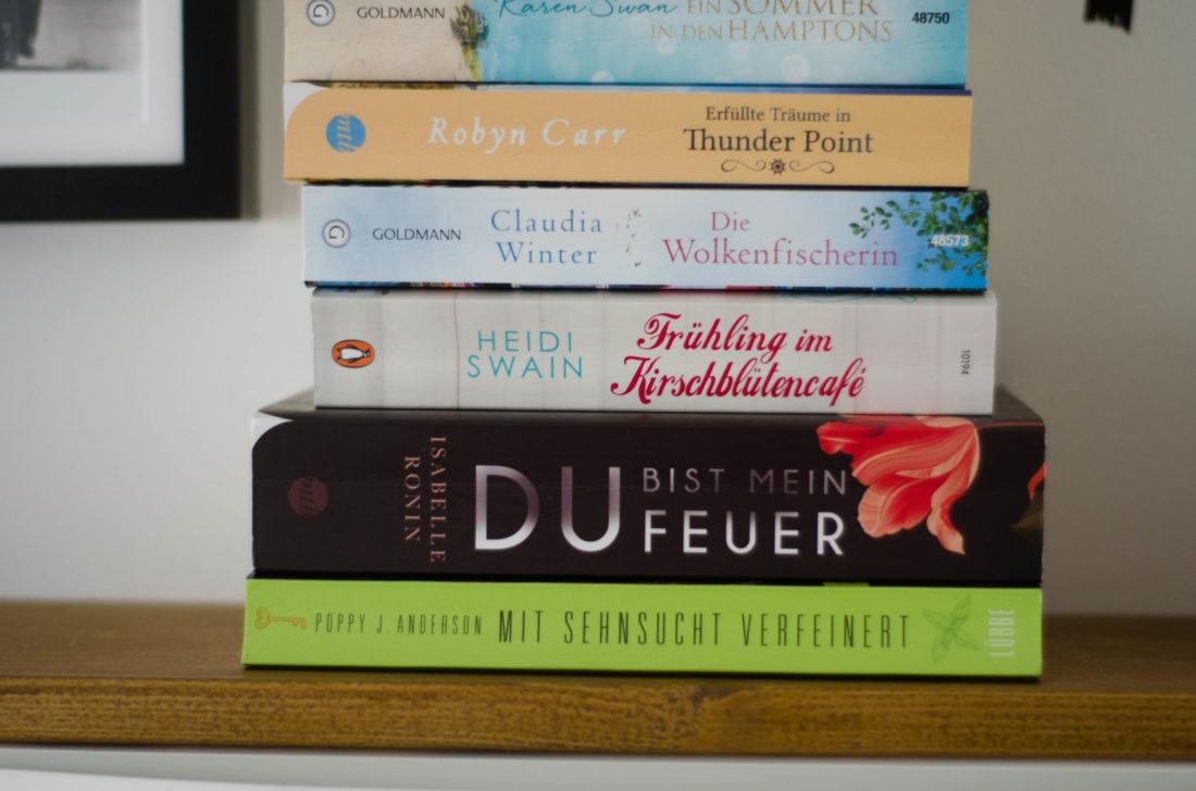 Frau Piepenkötter I Liebesromane für den frühling