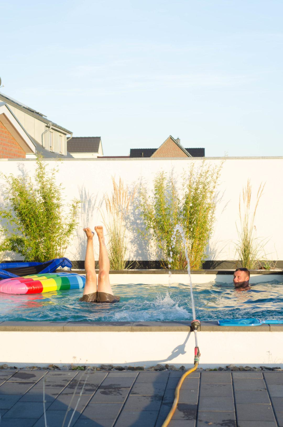 Frau Piepenkoetter I Selberbau Pool