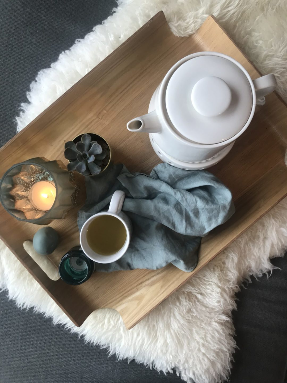 Frau Piepenkötter I Klene Auszeit I Goldmännchen Tee