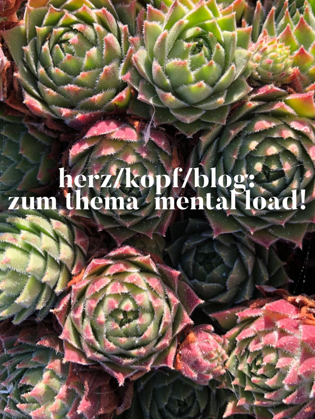 Frau Piepenkötter I Blog I Mental Load I Familienalltag