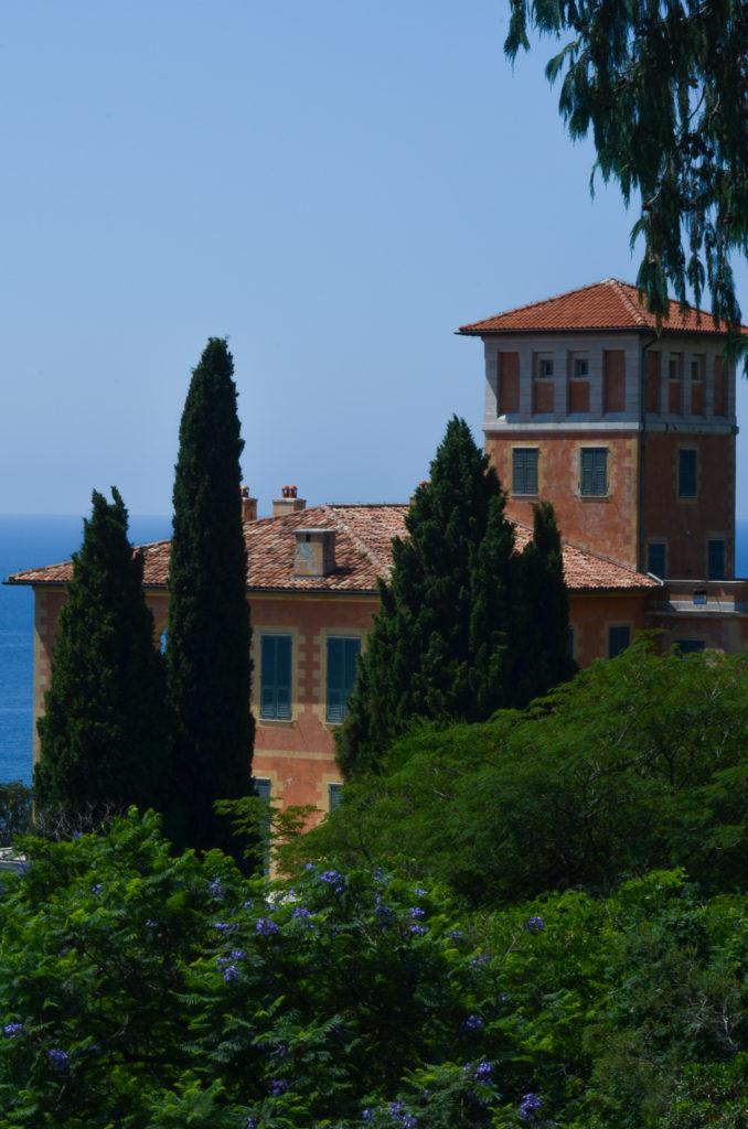 Frau Piepenkoetter I Botanischer Garten Hanbury I Ventimiglia