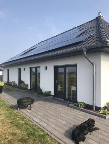 Frau Piepenkötter Photovoltaik